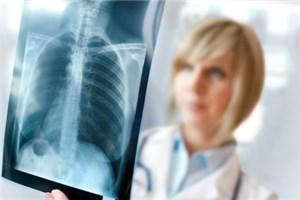 Аппаратная диагностика изменений в лёгких