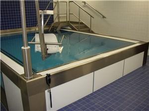 Для чего в медицине применяется реабилитационный бассейн?