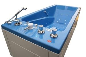 Эффективность проведения гидромассажных процедур в бальнеологической ванне