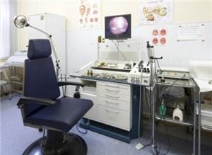 Кабинет врача-отоларинголога
