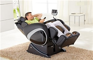 Массажные кресла и их функции