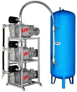 Необходимое оборудование для подачи медицинских газов к приборам