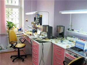 Оборудование для зуботехнической лаборатории