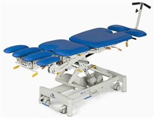 Особенности стола для мануальной терапии