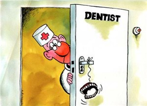 Причины страха перед стоматологом