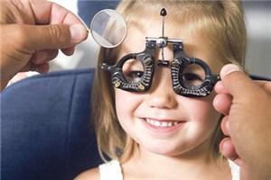 Процедура подбора средств коррекции зрения