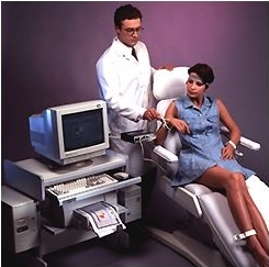 Процедура реоэнцефалографии (РЭГ)