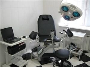 Смотровой гинекологический кабинет