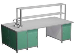 Виды лабораторных столов