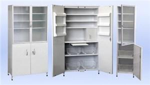 Виды медицинских шкафов
