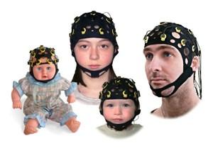 Виды шлемов для ЭЭГ