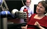Управление протезами сигналом от мозга