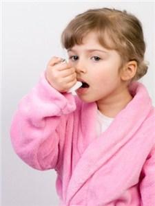 Больной астмой