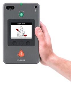 Автоматический дефибриллятор HeartStart FR3