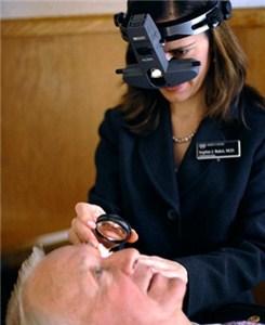 Непрямой офтальмоскоп