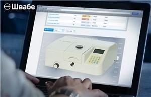 Новая разработка «Швабе» – терминал к спектрофотометру