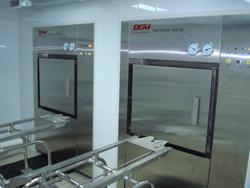 Стерилизационное оборудование DGM