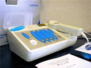 Аппарат для квантовой терапии