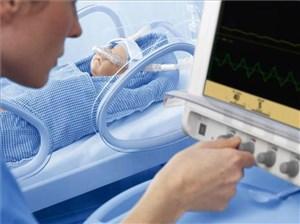 Аппарат ИВЛ для новорождённых