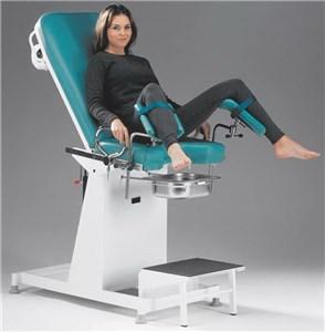 Вгенекологическом кресле 1 фотография