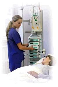 Инфузионная станция