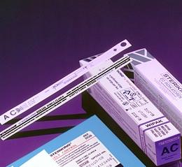Полоски для контроля стерилизации