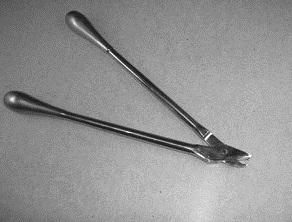 Щипцы для ортопедии и травматологии