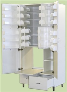 Шкаф для фармпрепаратов