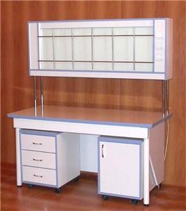 Лабораторный стол для титрования