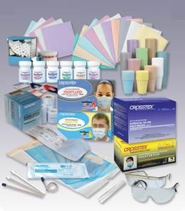 Стоматологические расходные материалы