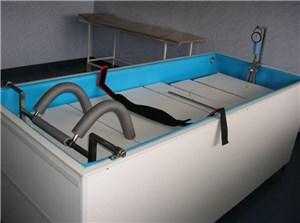 Ванна для вытяжения позвоночника