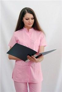Женский хирургический костюм