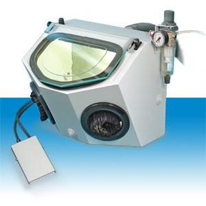 Зуботехнический пескоструйный аппарат